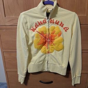Lucky Brand KAHA HUNA jacket small
